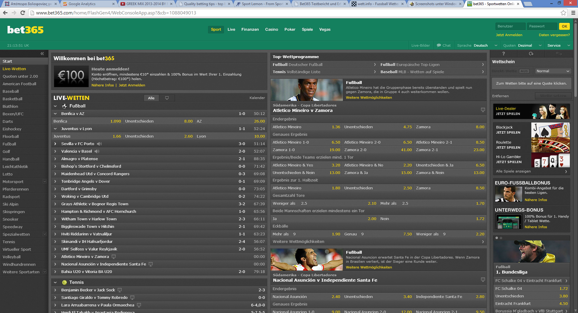 Bet365 Transfer Betting
